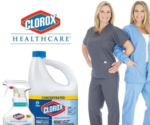 Bleach-Friendly Scrubs Earn First-Ever Compatibility Partnership for Apparel with Clorox Healthcare
