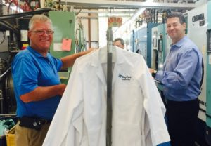 Prime Medical lab coats