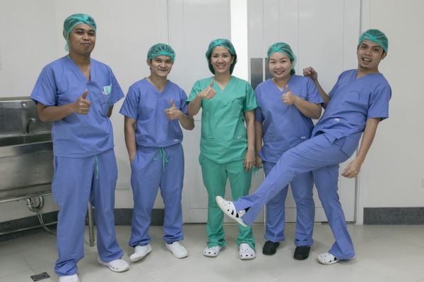 Prime Medical Donates Chlorine-Shielded Scrubs to the Tebow Cure Hospital in Southern Philippines
