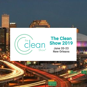The Clean Show 2019