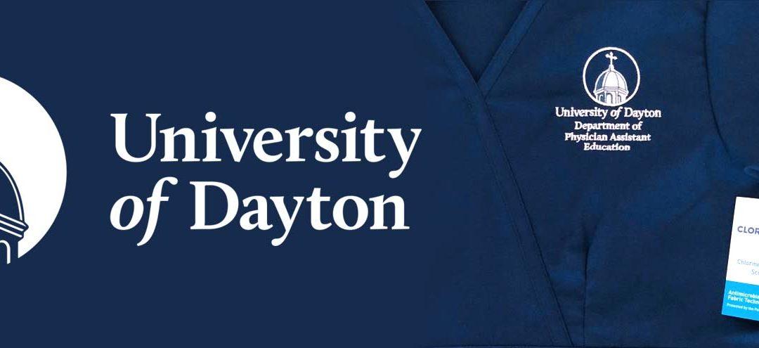 University of Dayton Chooses CloroxPro™ Scrubs
